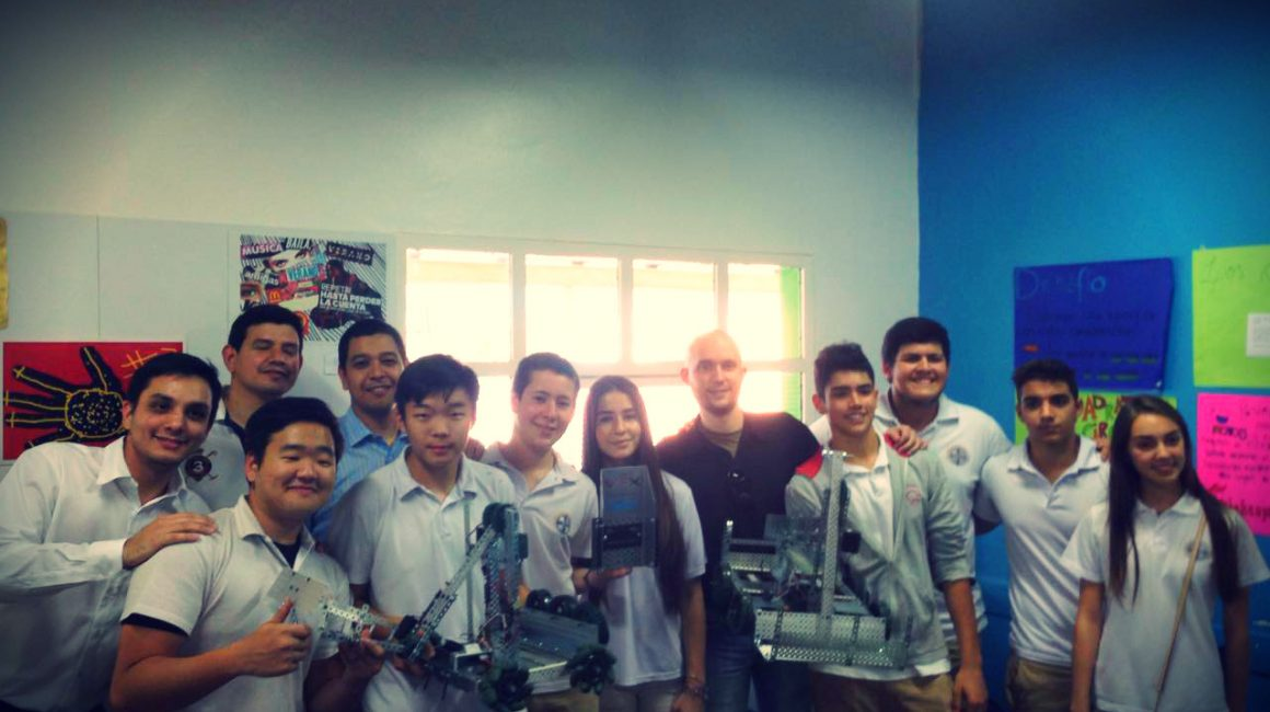 "Beta: Won 1st place ""VEX ROBOTICS COMPETITION"""